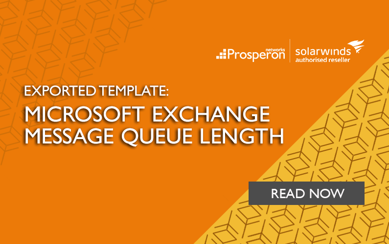 Exported Template: Microsoft Exchange Message Queue Length