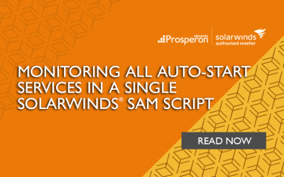 Monitoring All Auto-Start Services In A Single SolarWinds Orion SAM Script