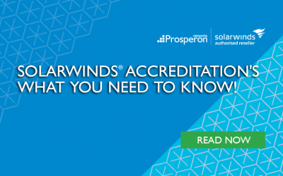 SolarWinds Accreditation's – What You Need To Know!