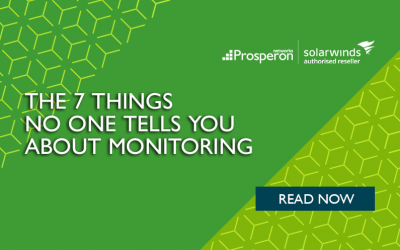 The 7 Things No One Tells You About IT Monitoring