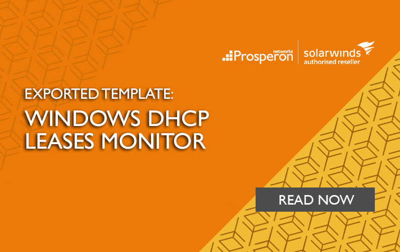 Exported Template: Windows DNCP Leases Monitor