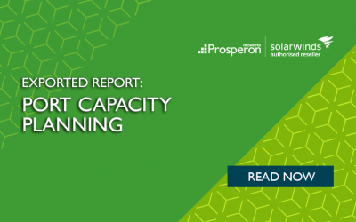 Port Capacity Planning – Exported Report