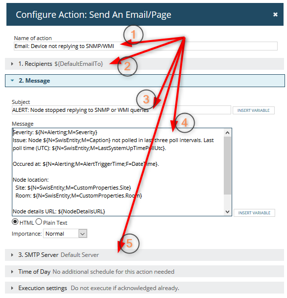 Send An Email (Insight Image) - Prosperon Networks