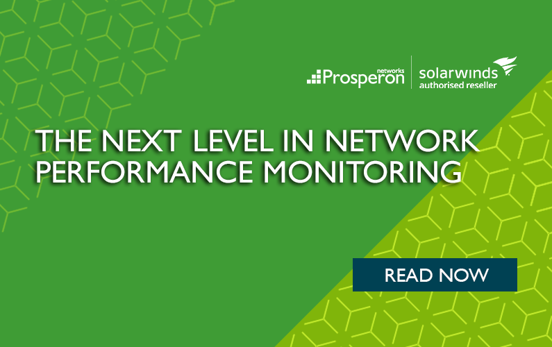 The Next Level in Network Performance Monitoring