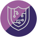 IT Security Management - IT Security Management (Product Feature Icon) - Prosperon Networks