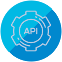 API - Professional Services (Service Feature Icon) - Prosperon Networks