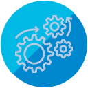 IT Automation - Professional Services (Service Feature Icon) - Prosperon Networks