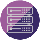Server - IT Security Management (Product Benefit Icon) - Prosperon Networks