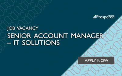 Senior Account Manager – IT Solutions