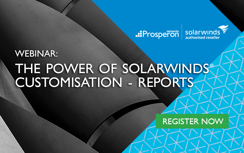 Protected: The Power of SolarWinds Customisation – Advanced SolarWinds Reports