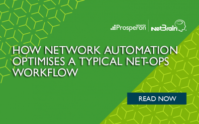 How Network Automation Optimises a Typical Net-Ops Workflow